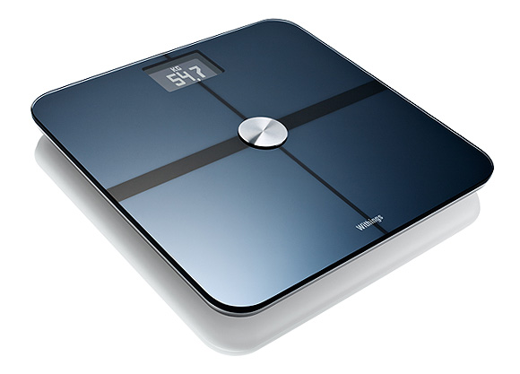 Withings Waage - iPhone Waage