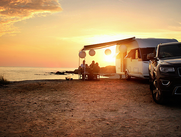 Wohnwagen-caravan-salon