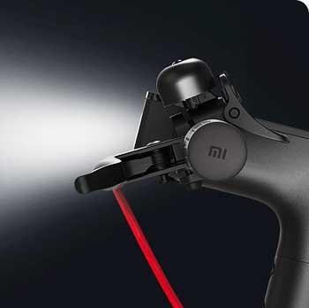 m365 Licht und Beleuchtung