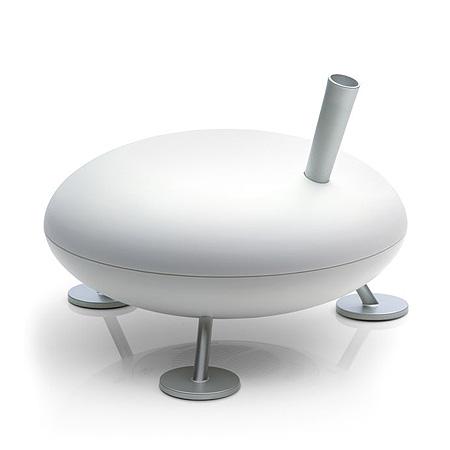 luftbefeuchter fred von stadler form design luftbefeuchter designshop. Black Bedroom Furniture Sets. Home Design Ideas