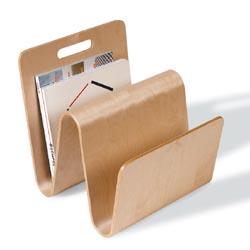 Zeitungsstander Offi Holz Designshop